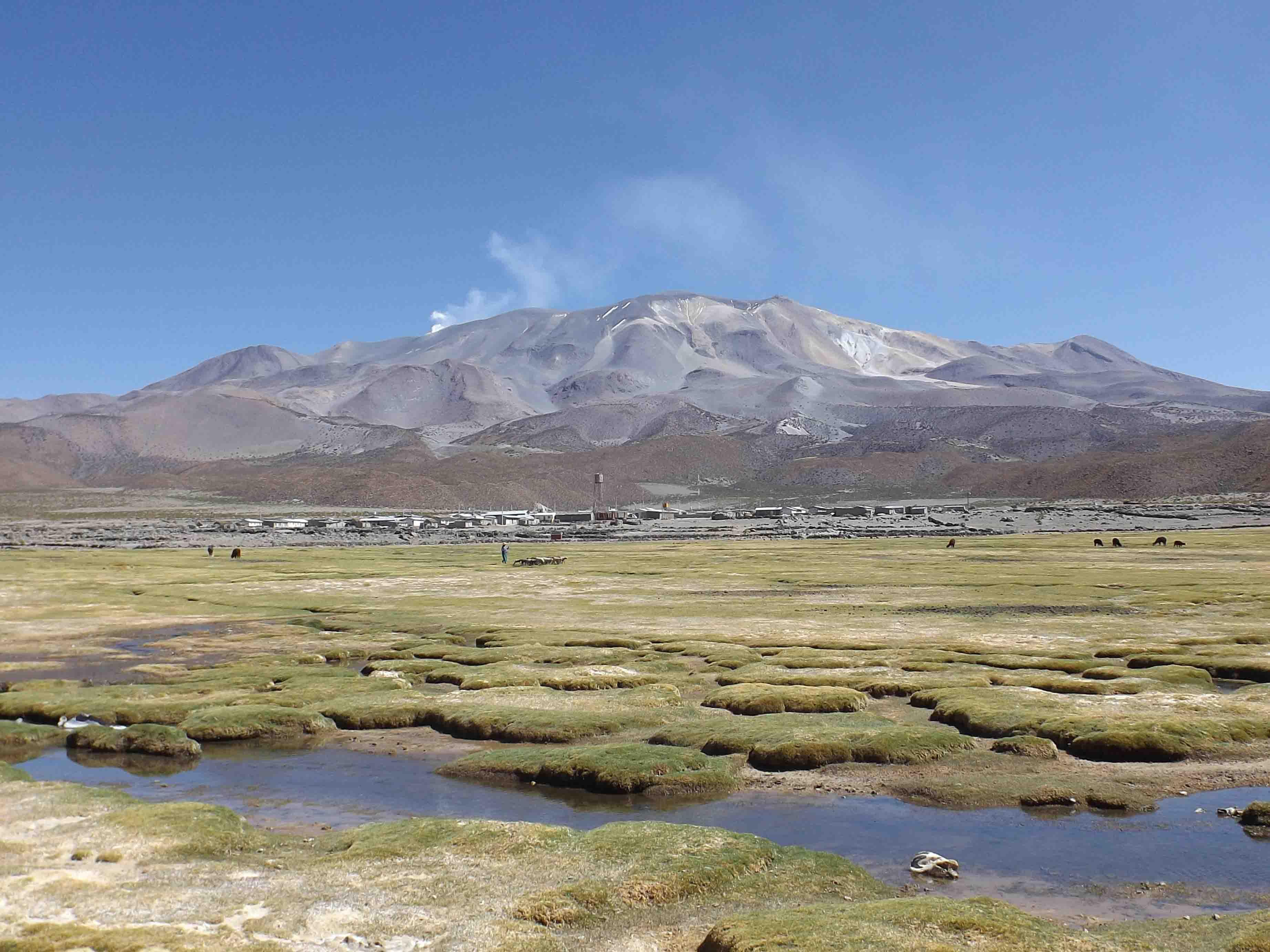 volcan-isluga