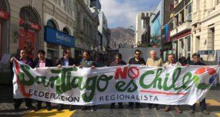 REGIONALISTAS ANUNCIAN MOVILIZACIONES SI SUSPENDEN LAS ELECCIONES DE GOBERNADORES REGIONALES