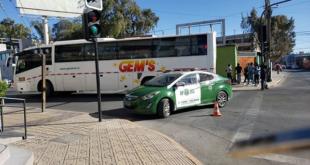 JOVEN CICLISTA FALLECE ATROPELLADA EN SECTOR CENTRO DE CALAMA