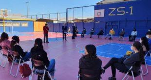 DOS NUEVOS ESTABLECIMIENTOS RETOMAN LAS CLASES PRESENCIALES EN CALAMA